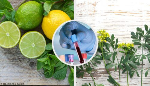 Carrulim Natural Remedy with Rue and Lemon