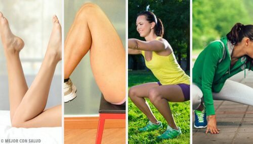 How to Work Out Your Legs from the Comfort of Your Home