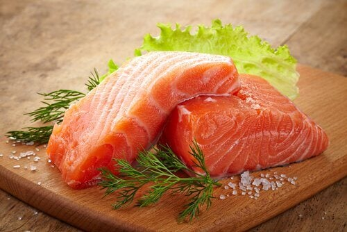Improve your concentration by eating fish