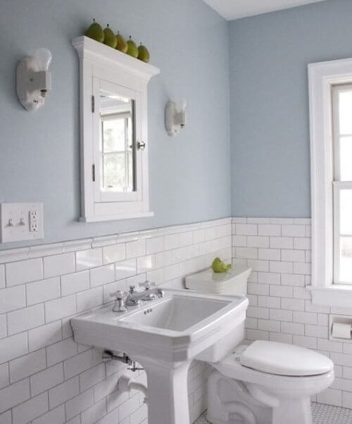 Ideas for decorating your bathroom