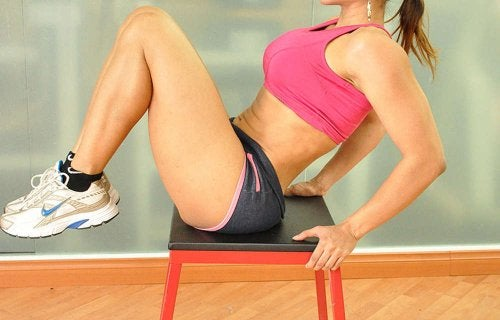 Work out your legs at home