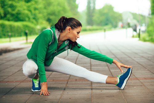 Strengthening your abductors