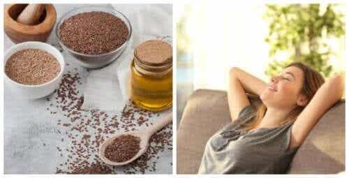 6 Amazing Benefits of Flaxseed Water