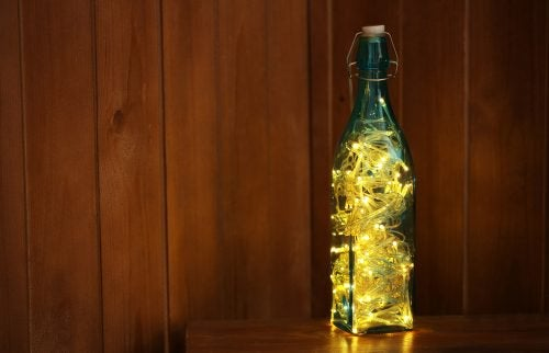 Decorate bottles