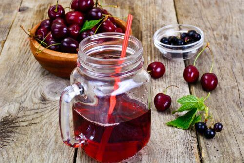 tart cherry juice to prevent muscle cramps