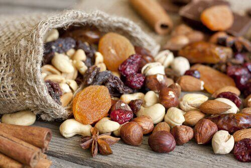 Edible seeds include nuts picture of nuts and dried fruit