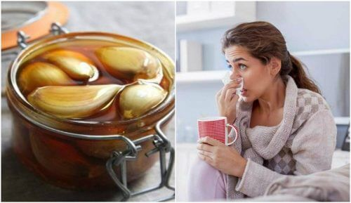 How to Breathe Better by Making this Nutritious Garlic Honey