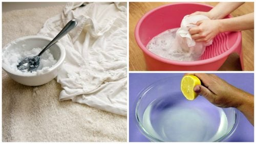 5 Natural Tips to Whiten Your Clothes