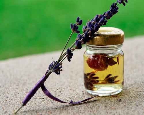 Lavender is a wonderful essential oil