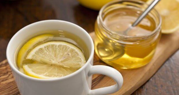 lemon and honey for a scratchy throat remedy