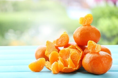 clementines or mandarin oranges for healthy jam recipe