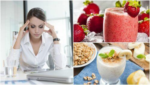 Shake Morning Fatigue with 5 Natural Smoothies