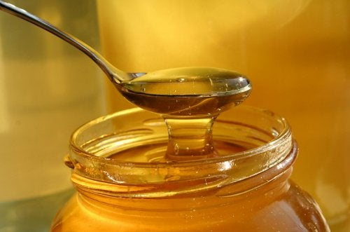 Honey helps you with nasal congestion