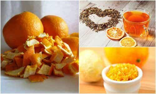 5 Alternative Uses for Orange Peels
