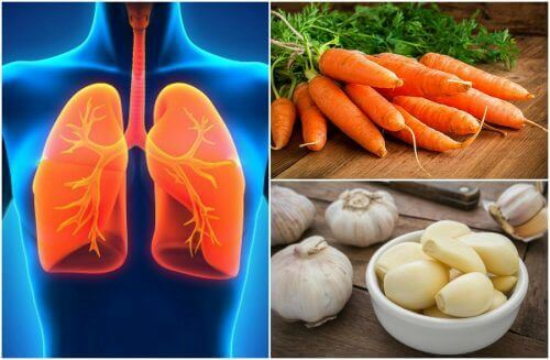 7 Foods That Improve Your Pulmonary Health