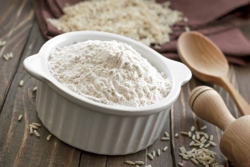 Rice flour as a great alternative