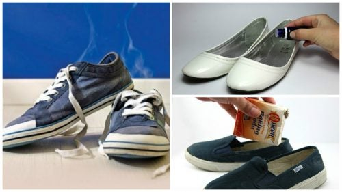 Say Goodbye to Stinky Shoes with these 6 Homemade Tricks
