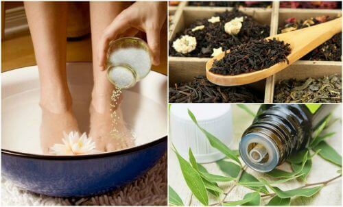 5 Home Remedies for Sweaty Feet