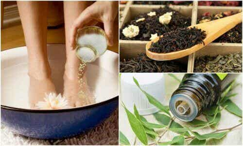How to Reduce Sweaty Feet with 5 Natural Remedies