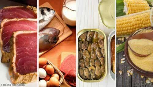 Do You Know the Six Foods with the Most Toxins?