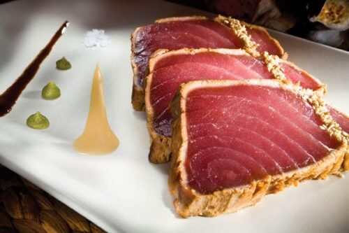Tuna is one of the foods with the most toxins
