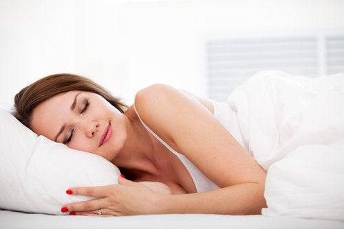 Female masturbation helps you sleep better