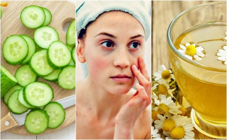 Reduce the Appearance of Bags and Dark Circles with 5 Natural Ingredients