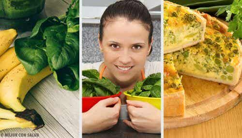 5 Spinach Recipes You Should Include in Your Diet