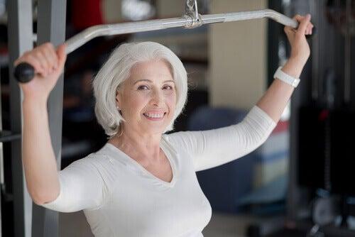 減少與年齡有關的健康風險
