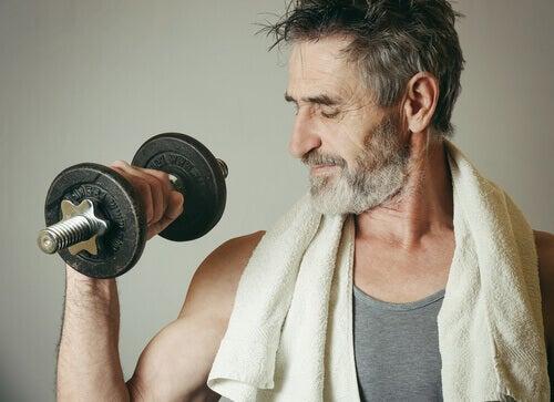 如果你想強健肌肉