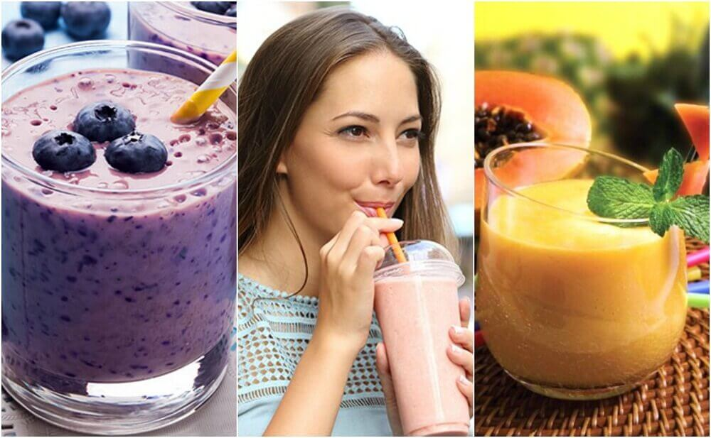 5 Healthy Smoothies for Your Daily Breakfast