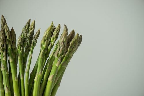 asparagus are a great source of protein
