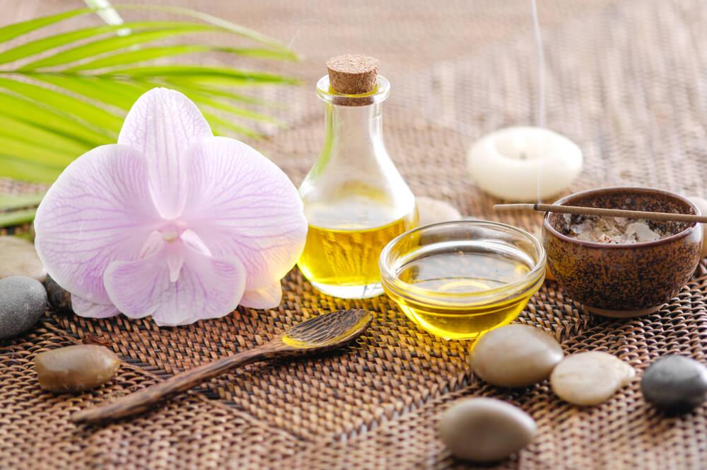Garlic and coconut oil