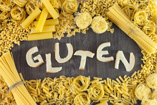 Which foods contain gluten