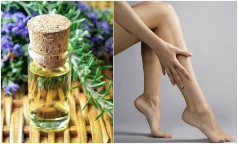 How to Make a Firming Oil for Your Legs