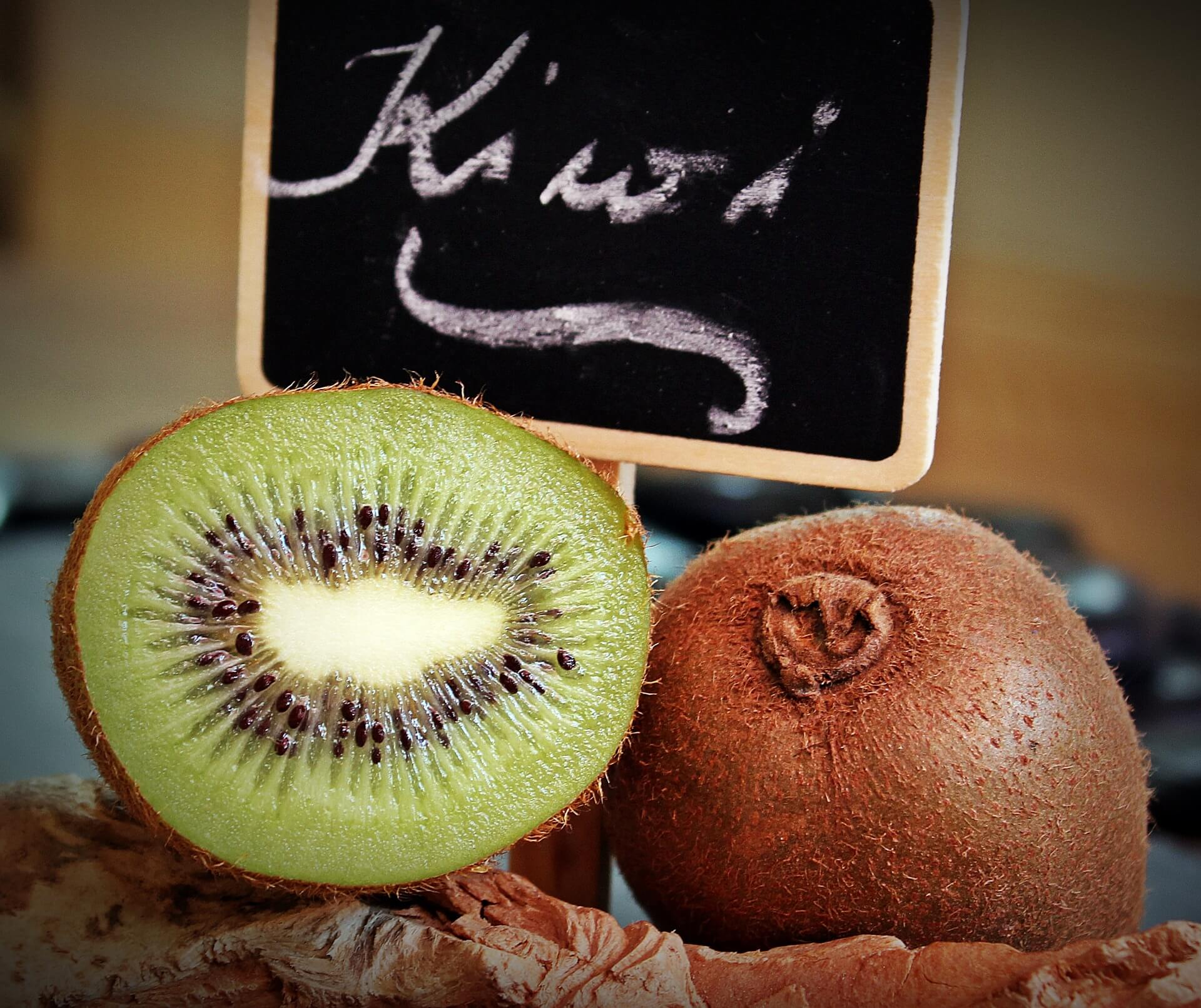 Kiwi to help combat constipation
