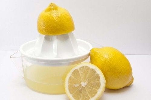 Lemon juice extractor