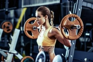 Obsession with exercise