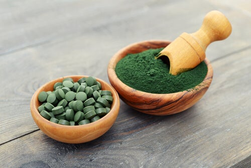 Beneficial properties of spirulina