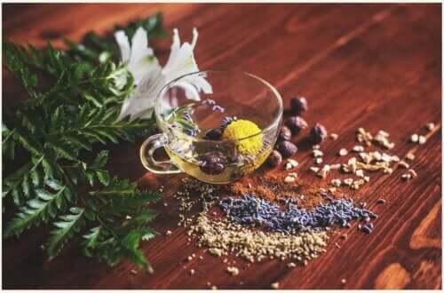 The Health Properties of Herbal Teas