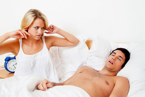 Sleep apnea prevention