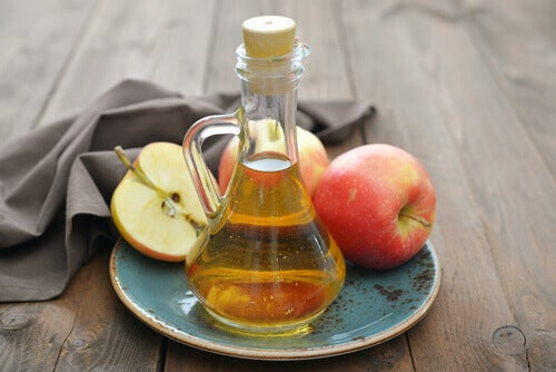 Benefits of washing with apple cider vinegar