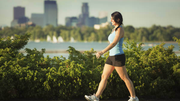 Benefits of walking every day