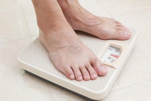 En sund vikt förebygger osteoporos