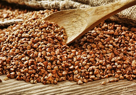 Natural buckwheat to help liver
