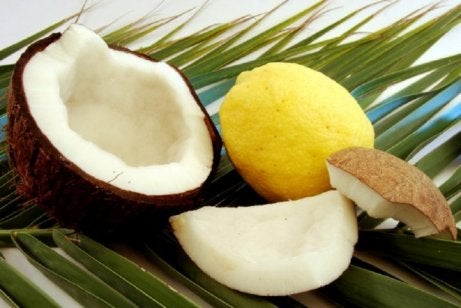 coconut and lemon for thinning hair