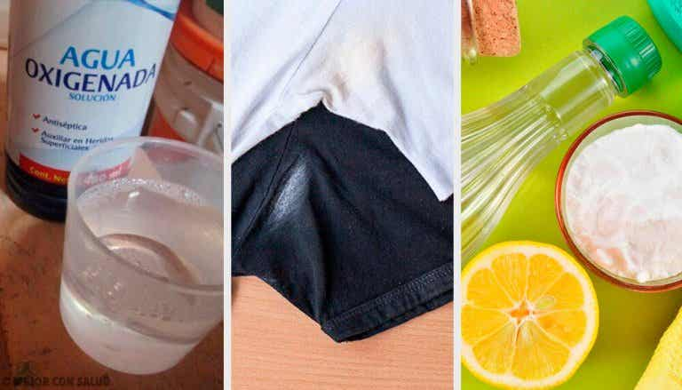 6 Ways to Get Rid of Deodorant Stains on Your Clothes