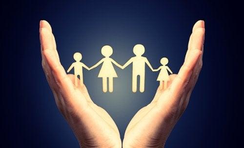 유독한 가족의 특성
