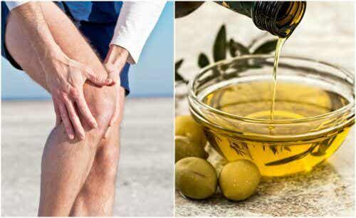 Joint Pain Relief with Lemon Peel and Olive Oil