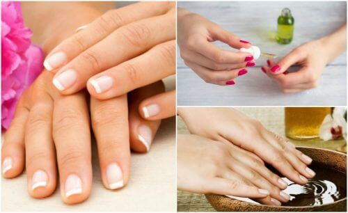 Nail Home Treatment Tips for Added Strength and Shine
